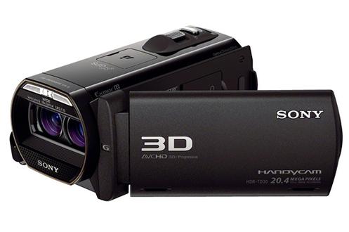 Sony HDR TD30V 3D