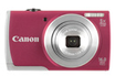 Canon A2500 ROUGE photo 2