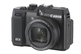 Appareil photo compact G1 X Canon