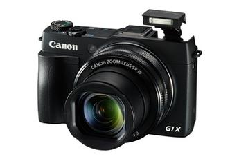 Appareil photo compact G1 X MARK II Canon