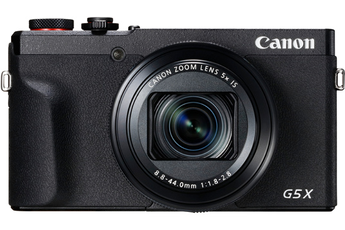 Appareil photo compact Canon PowerShot G5X Mark II Noir