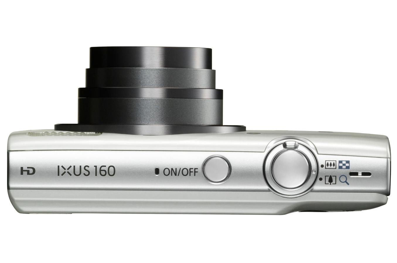 appareil photo compact canon ixus 160 blanc ixus 160 4080866 darty. Black Bedroom Furniture Sets. Home Design Ideas