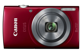 Appareil photo compact IXUS 160 ROUGE Canon
