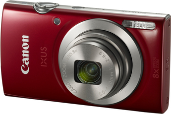 Appareil photo compact IXUS 175 ROUGE Canon