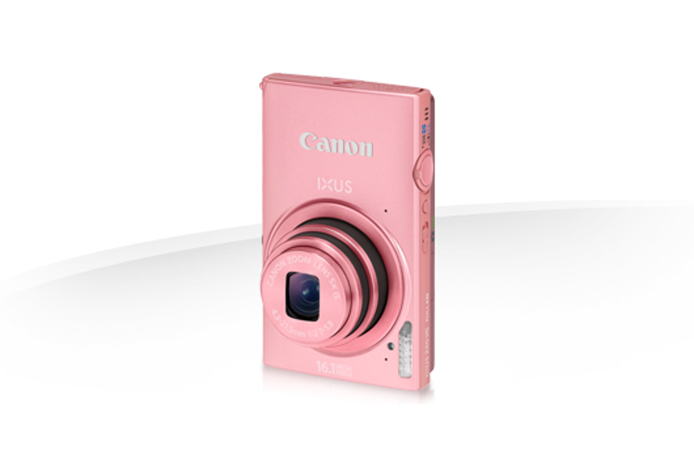 appareil photo compact canon ixus 240hs pink 1339621 darty. Black Bedroom Furniture Sets. Home Design Ideas