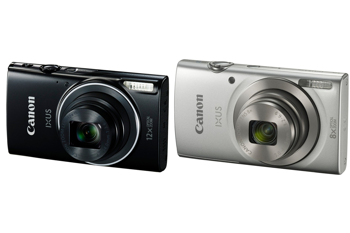 canon ixus 275 hs black 175 silver appareil photo. Black Bedroom Furniture Sets. Home Design Ideas