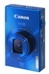 Canon IXUS 500 HS BLEU photo 2