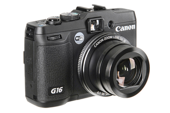Appareil photo compact POWERSHOT G16 Canon