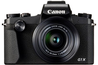 Appareil photo compact Canon POWERSHOT G1X MARK III