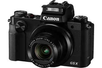 Appareil photo compact POWERSHOT G5X Canon