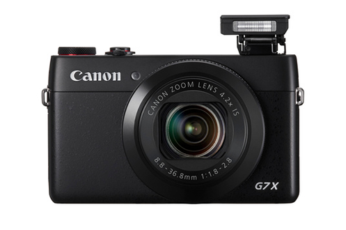 Appareil photo compact POWERSHOT G7X Canon