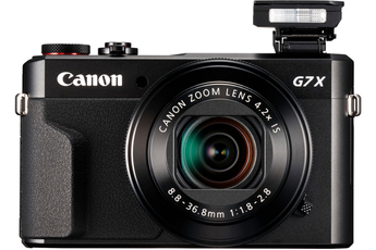 Appareil photo compact POWERSHOT G7X MII Canon