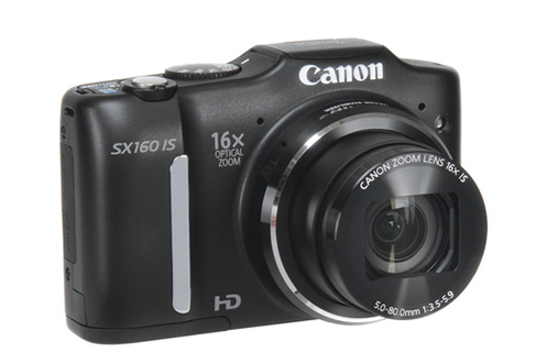 Canon POWERSHOT SX160 IS NOIR
