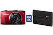 Canon POWERSHOT SX280HS ROUGE + ETUI + 8GO photo 1