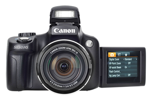 Canon powershot sx50 hs appareil photo num rique prix for Finepix s5700 prix