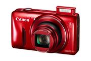 Canon SX600 HS Rouge