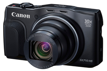 Appareil photo compact PowerShot SX710 HS BLACK Canon