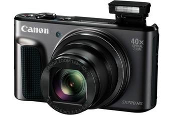 Appareil photo compact POWERSHOT SX720 HS NOIR Canon