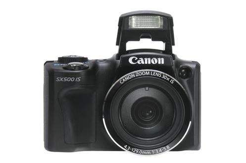 appareil photo bridge canon sx 500 is 1356607. Black Bedroom Furniture Sets. Home Design Ideas