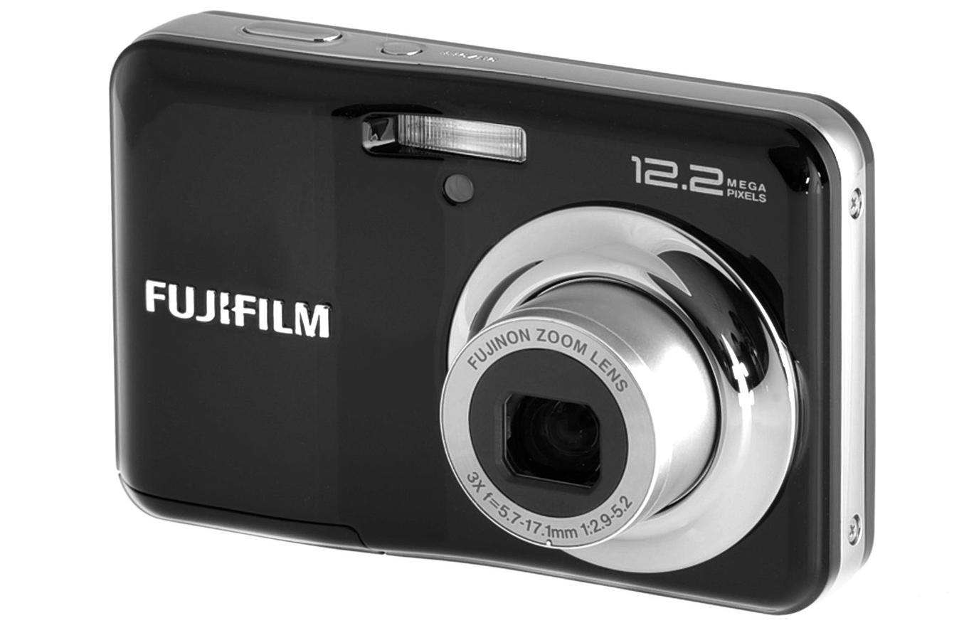 Appareil photo compact fujifilm a220 noir 1581902 darty for Appareil photo fujifilm darty