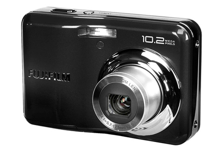 Appareil photo compact fujifilm finepix a 180 noir darty for Appareil photo ecran 180