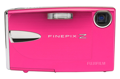 Appareil photo compact fujifilm finepix z20fd rose for Carte xd darty