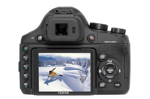 Fujifilm FUJIFILM X-S1 NOIR