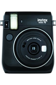 Appareil photo compact INSTAX MINI 70 NOIR Fujifilm