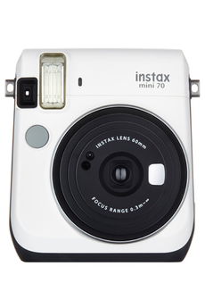 Appareil photo compact INSTAX MINI 70 BLANC Fujifilm