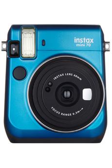 Appareil photo compact INSTAX MINI 70 BLEU Fujifilm
