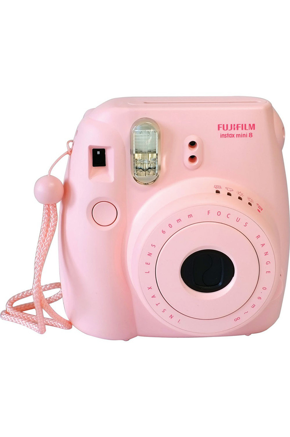 appareil photo instantan fujifilm instax mini 8 rose. Black Bedroom Furniture Sets. Home Design Ideas