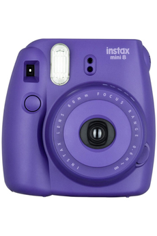 Appareil photo compact INSTAX MINI 8 VIOLET Fujifilm
