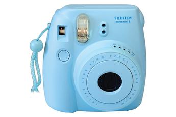 Appareil photo compact INSTAX MINI 8 BLEU Fujifilm