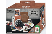 Appareil photo compact Fujifilm PACK INSTAX MINI 90 MARRON RÉTRO