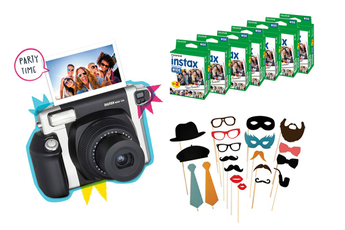 Appareil photo compact PARTY PACK WIDE 300 Fujifilm
