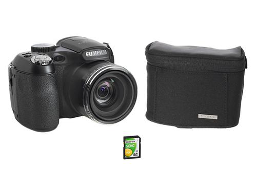 Fujifilm S2980 + HOUSSE + SD 8 GO