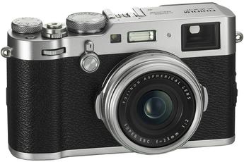 Appareil photo compact Fuji APPAREIL PHOTO COMPACT X100F ARGENT