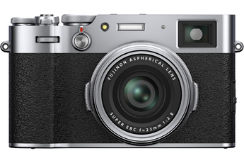 Appareil photo compact Fuji X100V silver