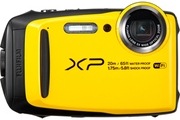 Appareil photo compact Fujifilm FINEPIX XP120 JAUNE