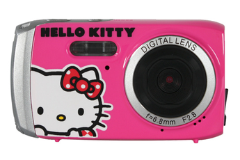 Appareil photo compact HELLO KITTY 99009 Hello Kitty