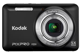 Appareil photo compact FZ51 NOIR Kodak