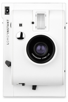 Appareil photo compact LOMO'INSTANT Mini Blanc Lomography