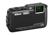 Nikon AW120 KIT NOIR