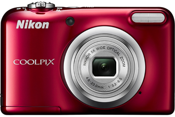 Appareil photo compact COOLPIX A10 ROUGE Nikon