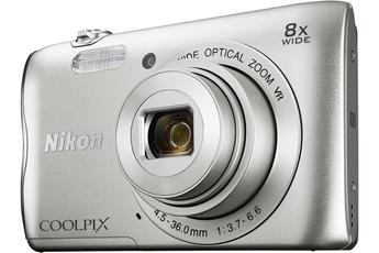 Appareil photo compact COOLPIX A300 ARGENT Nikon