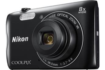 Appareil photo compact COOLPIX A300 NOIR Nikon