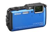 Nikon COOLPIX AW120 BLEU