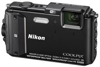 Appareil photo compact COOLPIX AW130 NOIR Nikon