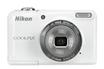 Nikon COOLPIX L27 BLANC photo 2