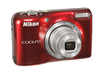 Nikon COOLPIX L27 ROUGE photo 1